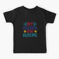 Kaos anak My students are Ausome! 146490