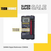 Digital Multitester Sanwa CD800A AVO Meter