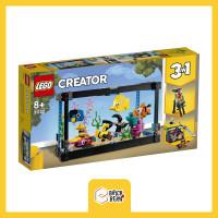 BrickBern LEGO 31122 - Creator Fish Tank