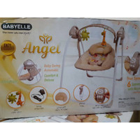 Card SD Baby Elle Function Automatic Swing with Baby Bouncer MP3 BabyE