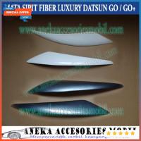 Uniq Fiber dan Mata Go Luxury GO Eyelid Plus Mata Depan Datsun Cipit S