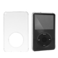 Portable High Quality PC Transparent Classic Hard Case For iPod 80G