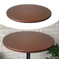 Taplak Meja Bentuk Bulat Anti Air Ukuran 60cm Untuk Poker / Meja