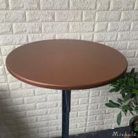 Taplak Meja Bentuk Bulat Anti Air Ukuran 60cm Untuk Poker / Meja Makan