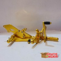 Yamaha Vixion New 150 - Stang Jepit Footstep Underbone