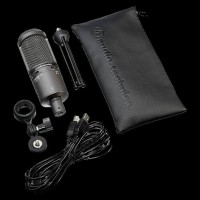 Audio Technica AT2020USB+ / AT2020USB Plus / AT2020 USB+ Microphone