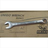 Kunci Ring Pas 10 mm Combination Wrench Unigo