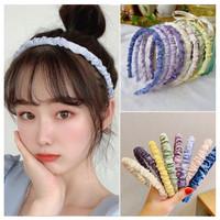 ik136 Bando Korea Colorfull Headband Hair Accessories