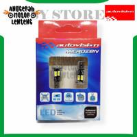 Sys Lampu Led T10 Autovision Microzen Lampu Senja Sen Rem Plat Nomor