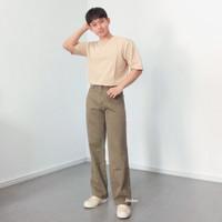 JINISO Loose Denim Jeans 204- 214 ONE SHOT