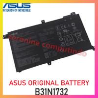 Baterai Battery ASUS K430 K430F K430U R430 R430F S430 S430U B 002 Ori