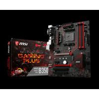 PROMO MSI B350 Gaming Plus AM4 AMD Promontory B350 DDR4 USB3.1 SATA3