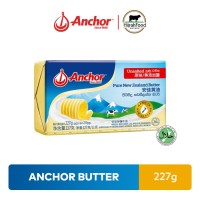 Anchor Pure New Zealand Butter Pats (Salted / Unsalted) - 227 gr