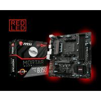 PROMO MSI B350M Mortar AM4 AMD Promontory B350 DDR4 USB 3.1 SATA3
