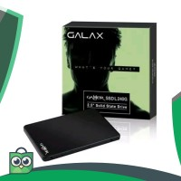 PROMO SPECIAL Galax 240GB SSD Gamer L Series R560MBps W500MBps