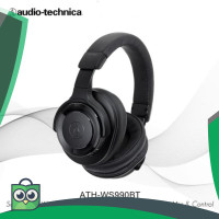PROMO SPECIAL Audio Technica ATH-WS990BT Hi-Res Solid Bass Bluetooth