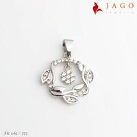 Jago Jewelry Liontin Emas Cheryl - Perhiasan Emas 8K-W