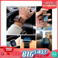 Apple Watch Case+ Strap Stainless Steel Series 1 2 3 4 5 38 40 42 44mm