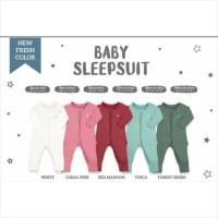 Little Palmerhaus Baby Sleepsuit B (Baju Tidur Bayi)