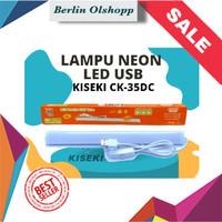Lampu LED USB TERMURAH KISEKI DC 25 / DC 35 Lampu Neon Emergency