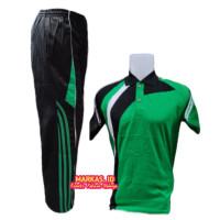 BARU Setelan baju Trening Olahraga dewasa seragaman Lengan pendek AD3