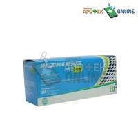 AMLODIPINE 5 MG 1 STRIP ISI 10 TABLET (HEXPHARM JAYA)