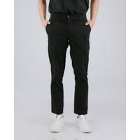 LIVEHAF - Tib Chino Long Pants Black