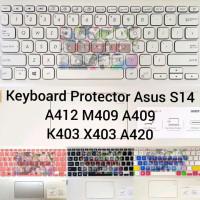 S14 Vivobook Asus A420 Ultra A409 A412 A412FA A409 A412D A416 A412DA K