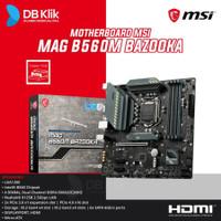 Motherboard MSI MAG B560M BAZOOKA mATX LGA1200 HDMI DP -MSI B560 M ...