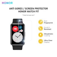 Pelindung Layar Anti Gores Honor Watch Fit Screen Protector Smartwatch