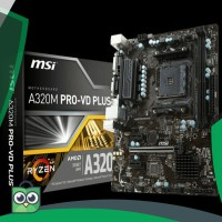 HOT SALE MOTHERBOARD MSI A320M PRO VD PLUS