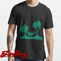 T-Shirt Distro TK Couple at the beach 701269