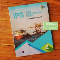 IPS TERPADU SMP Kelas 8 Kurikulum 2013 Revisi Buku Erlangga DHN141