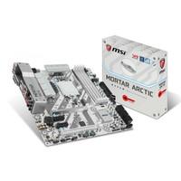 PROMO DISKON MSI B250M MORTAR ARCTIC Intel B250 LGA1151 DDR4 Micro