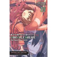 Sword Art Online Alternative Gun Gale Online, Vol. 3 - 9781975353858