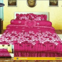 BAD COVER SET CALIFORNIA / 180 King / Bed Cover California 180x200