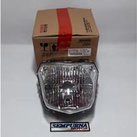 Populer Reflektor Lampu Depan Vixion New 2012 2013 NVL 100%