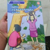 Buku ilmu pengetahuan alam untuk SD kelas 6 Bse