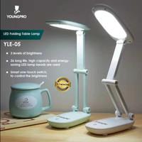 GARANSI 1 TAHUN !! LAMPU BELAJAR LED/ LAMPU MEJA LIPAT / LAMPU LED