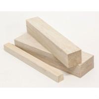 Kayu Balsa balok 5cm x 5cm x 10cm 1pcs balsa block balsa blok wooden c