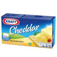 Kraft Cheese Cheddar Block 165G