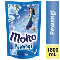 Molto Pewangi Blue Pouch 1800 Ml