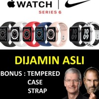 ✅Price!! Apple Watch Series 6 2020 44mm Nike REDBlueGray BlackGold