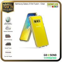 Ringke Samsung Galaxy S10e Fusion - Clear Casing Anti Crack