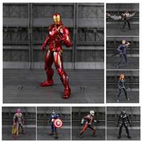 SUPERHERO Action Figure Karakter Marvel Avenger Infinity spiderman iro
