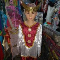 Baju adat anak perempuan ntt flores adat nusantara karnaval