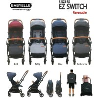 Stroller kereta bayi Baby Elle EZ Switch S523 RS