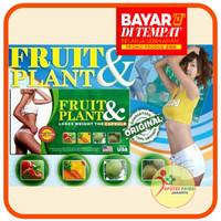 FRUIT PLANT SLIMMING CAPSULE OBAT PELANGSING HERBAL Diskon