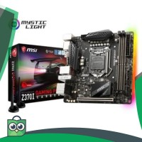 NEW PRODUCT MSI Z370 GAMING PRO CARBON SOCKET 1151 COFFEELAKE