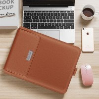 15 Leather 13 Inch Case Air Asus Stand Laptop 14 Samsung Pouch HP dll
